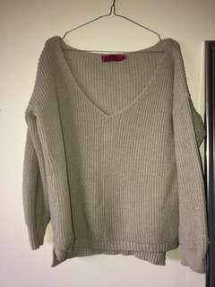 Knit jumper M/L