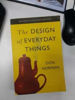 Design of Everyday Things  by Don Norman