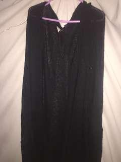 Glassons cardigan size M (black)
