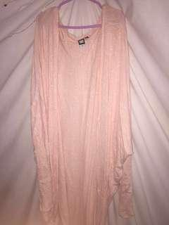 Glassons cardigan size M (pink)