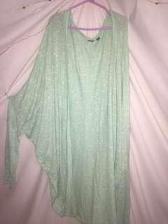 Glassons cardigan size L (mint)