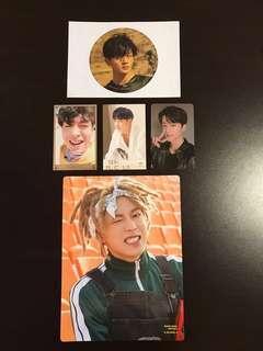 SF9 Photocards
