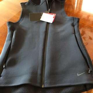 Nike Black Vest Ladies Size Medium