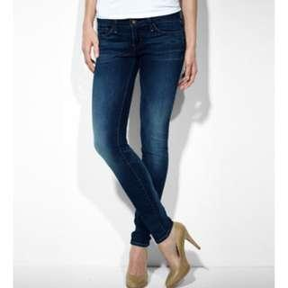 Levis Modern Rise Skinny Jeans