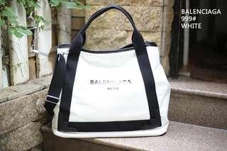 Balenciaga Canvas Tote Bag