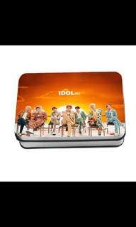 [PO] BTS idol lomo cards set
