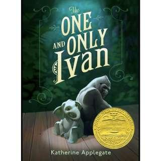 The One and Only Ivan - Katherine Applegate epub