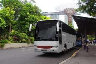 Wedding bus event bus corporate bus charter