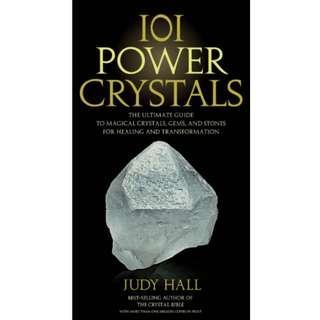 101 Power Crystals - Judy Hall epub