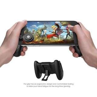 portable gaming pad