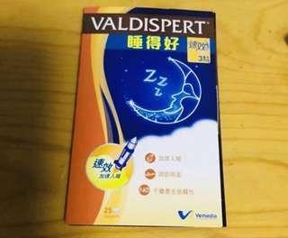 VALDISPERT 速效(睡得好)25粒🌝💊✨全新📮包郵