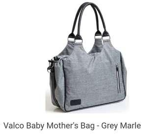 Valco baby nappy/mother's bag