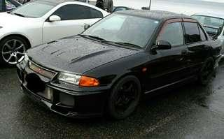 [Owner] Proton Wira Evo 3 Mitsubishi Lancer Evo3 tiptop condition