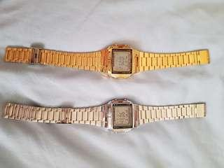 CASIO watche