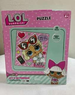 Lol surprise puzzle 35 pcs original
