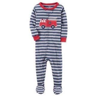 2T BNWT Carter's Sleepsuits