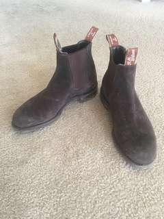 RM Williams Boots 5 1/2 G