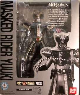 開封美品 魂限 SHF 幪面超人 Masked Rider Den-o 電王幽汽 Yuuki