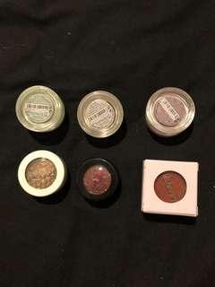Single cream eyeshadow - essence, Australis, colourpop
