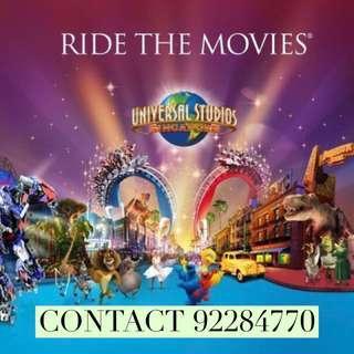 Sentosa attractions