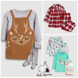KIDS/ BABY - Pinafore/ Pyjamas/ Set