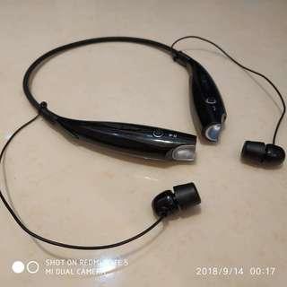 🚚 頸掛式藍芽耳機