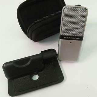 Samson Go Mic Portable USB