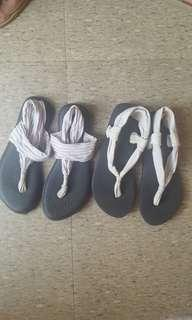 Sanuk sandals take all