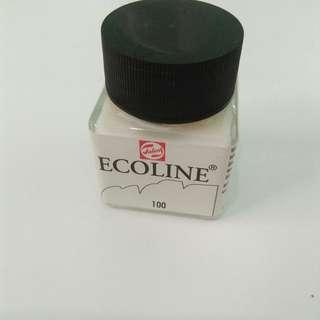 Ecoline Liquid Watercolor - White