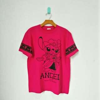 Disney Angel Pirates Tee