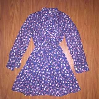 Emmanuel Floral Dress