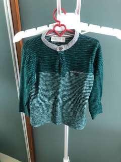 Sale Zara green sweater