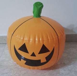 Halloween pumpkin inflatable ball