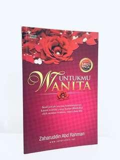 [Malay book] Untukmu Wanita - Zaharuddin Abd Rahman