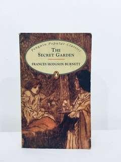 [English book] The Secret Garden - Frances Hodgson Burnett