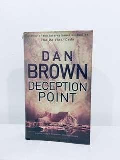 [English book] Deception Point - Dan Brown