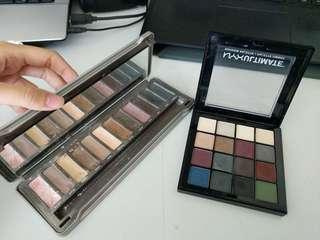 Nyx and Icon Eyeshadow Palette (Free Postage)