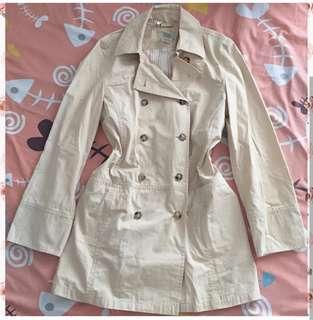 🌸 Khaki Coat