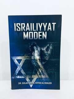 [Malay book] Israiliyat Moden - Dr. Solah Fattah Al Khalidi