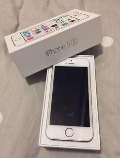 EUC iPhone 5S Unlocked 16GB