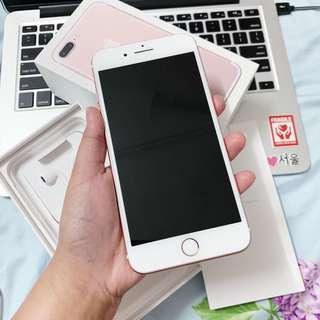 iPhone 7 Plus Rose Gold 128GB