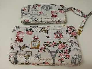 Handheld Bag/ Purse (2 in 1set)