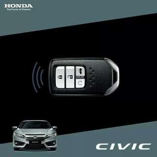 HONDA CIVIC SST INCLUDE INSURANCE