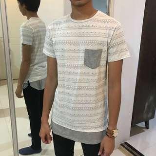 Pull&Bear long tshirt