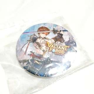 Valiant Force Can Badge
