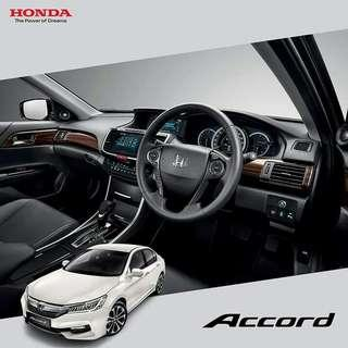 HONDA ACCORD SST INCLUDE INSURANCE