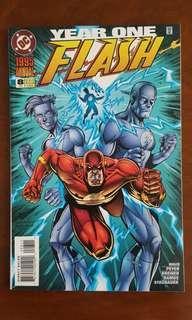 Flash Annual #8 (1995)