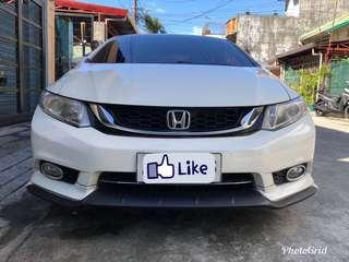 Honda Civic 2014 Modulo Version