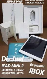 Ipad Mini 2 32GB Wifi+Celllular