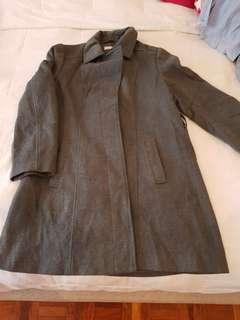 REPRICED! Wool Coat L-XL size